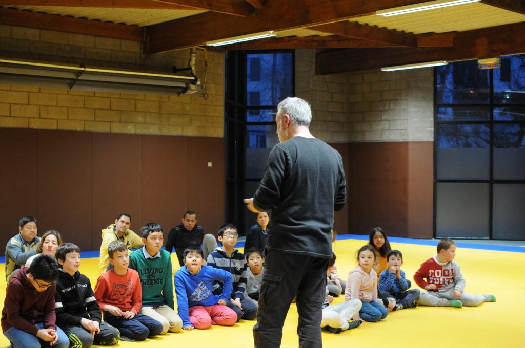 jeunes écoutes, enseignement théorique